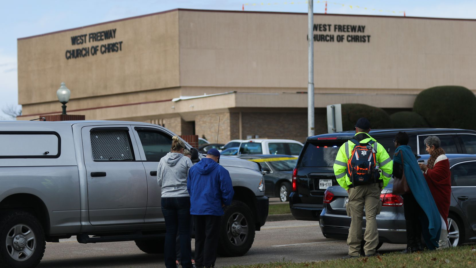 2 People Dead After Shooting at Church in White Settlement, Texas
