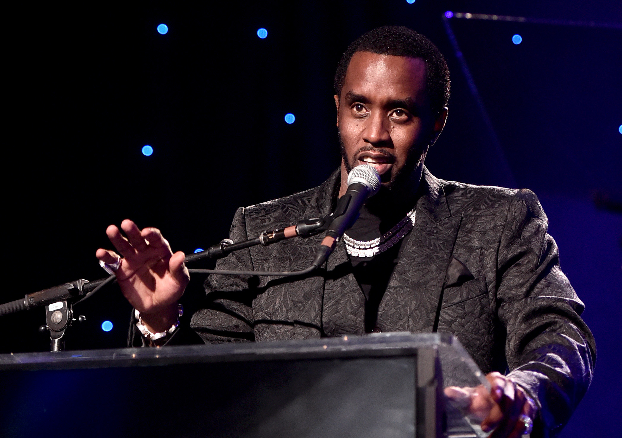 "Diddy Says ""Black Music Has Never Been Respected By The Grammys"""