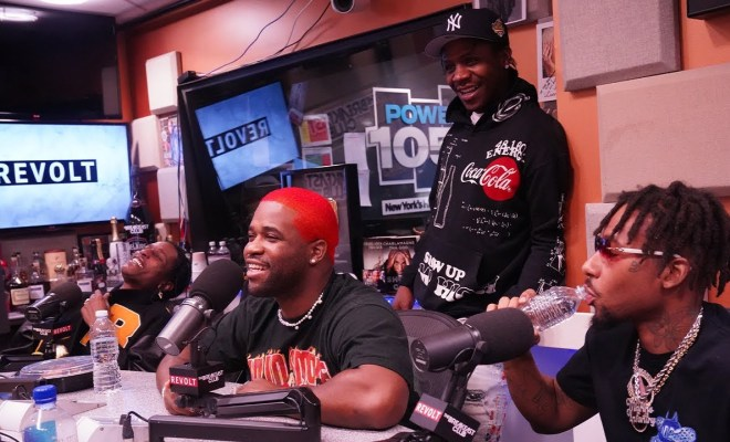 A$AP Mob Talks Yams Day, Sweden, New York Hip-Hop & More on the Breakfast Club