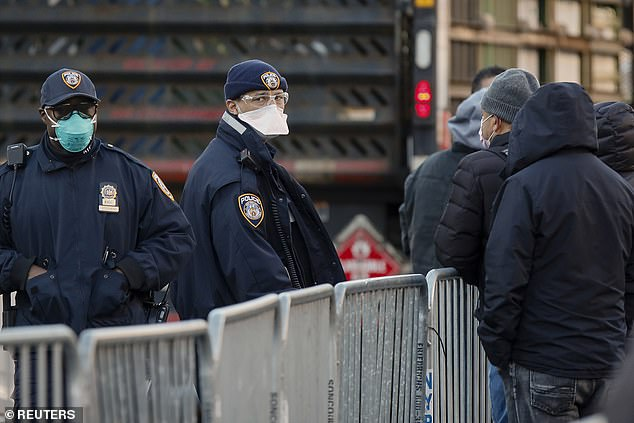 Over 3000 NYPD Officers Have Tested Positive for Coronavirus