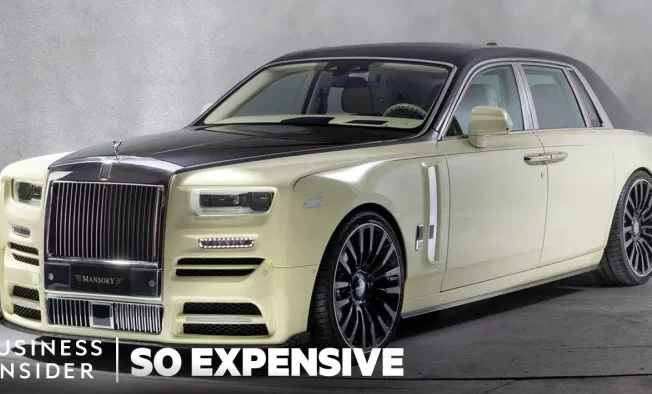 Business Insider Explores Why Rolls-Royce Cars Are So Expensive