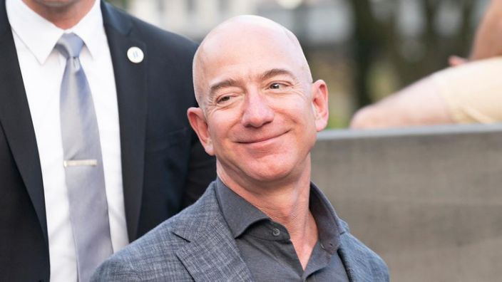 Amazon CEO Jeff Bezos Could Become World's First Trillionaire by 2026