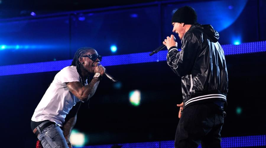 Lil Wayne and Eminem Say They Google Their Own Lyrics to Avoid Repeating Bars