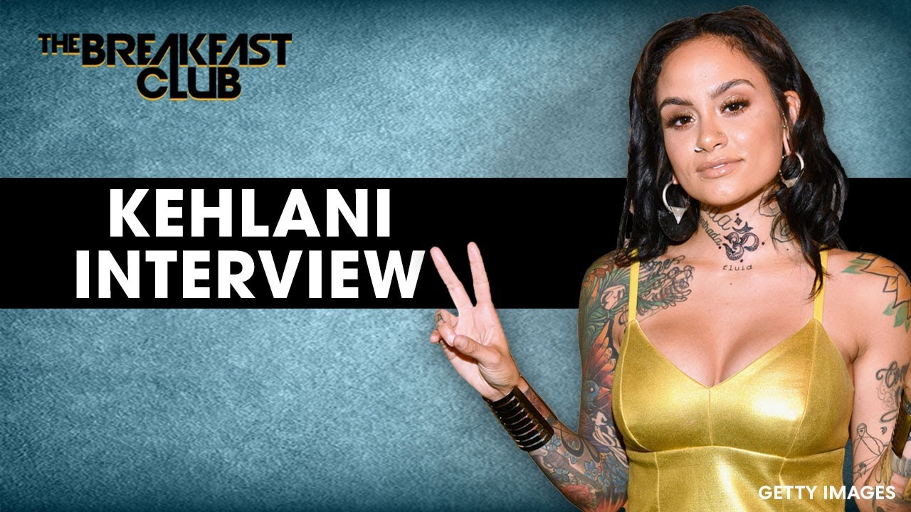 The Breakfast Club Interview Kehlani: Talks New Album, Mental Health, YG, Keyshia Cole + More