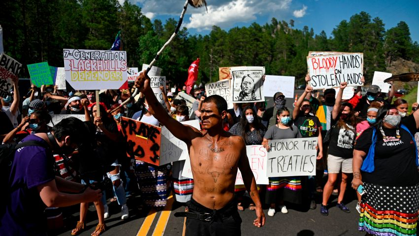 Native Tribal Leaders Reportedly Call for Removal of Mount Rushmore