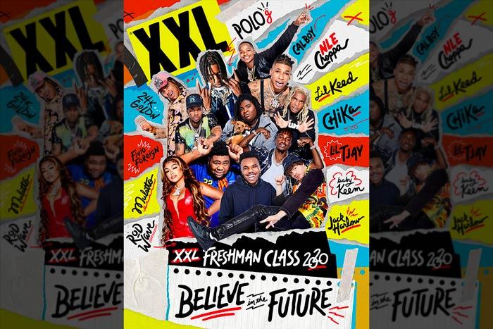 XXL Reveals Their 2020 Freshman Class
