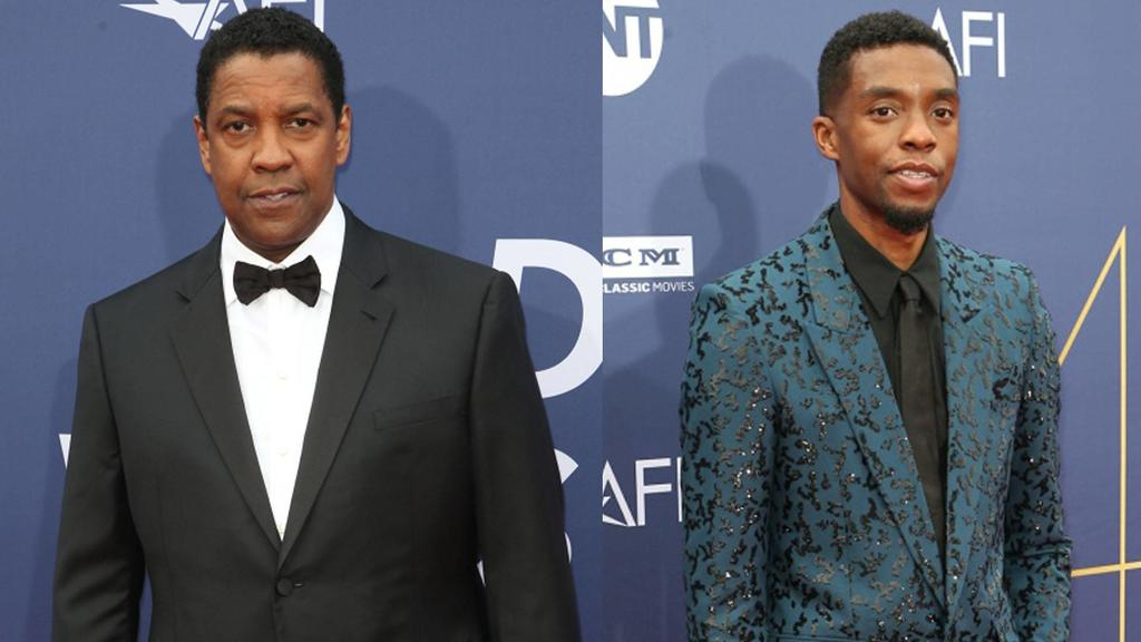 Denzel Says Chadwick Boseman Lived a Full Life: He Didn't Get Cheated, We Did
