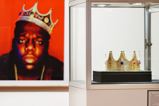 $6 Plastic Crown Biggie Wore in Magazine Shoot Sold for Nearly $600K