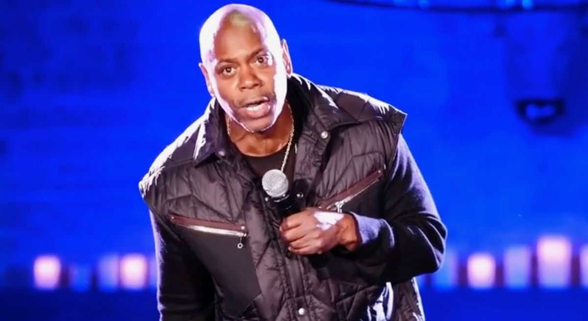"Dave Chappelle Tells Critics to ""Shut the F*** Up Forever"" During Emmy Speech"