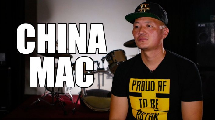 China Mac on Africans Being Treated Different than Black Americans in China