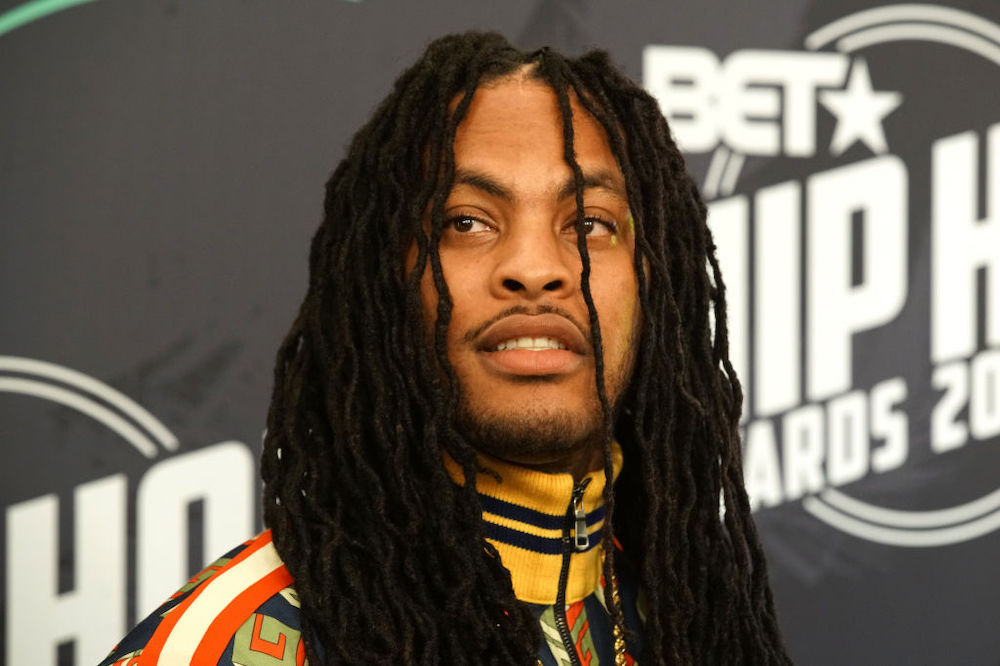 Waka Flocka Gets COVID-19 Test After Previously Claiming Virus is Fake