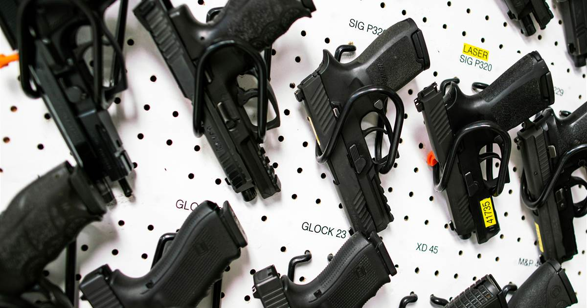 Gun Sales Spike Amid Unrest of 2020; First-Time Gun Sales Hit Historic Levels