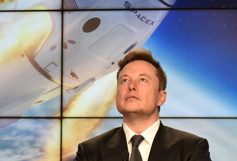 Elon Musk on Track to Become Third Richest Man in the World