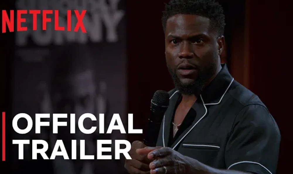 Kevin Hart: Zero F***s Given   Official Trailer   Netflix Standup Comedy Special 2020