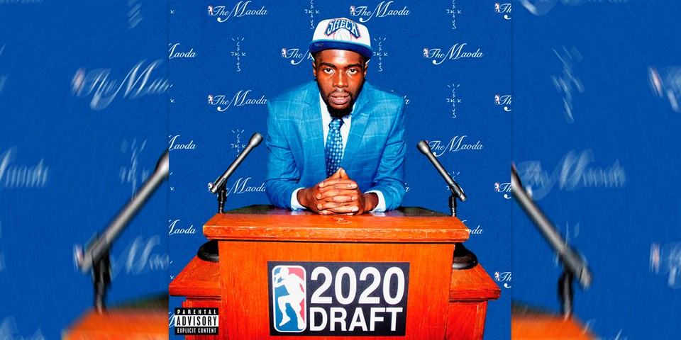Sheck Wes Enters the 2020 NBA Draft