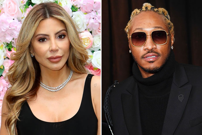 Larsa Pippen Speaks on Relationship With Future
