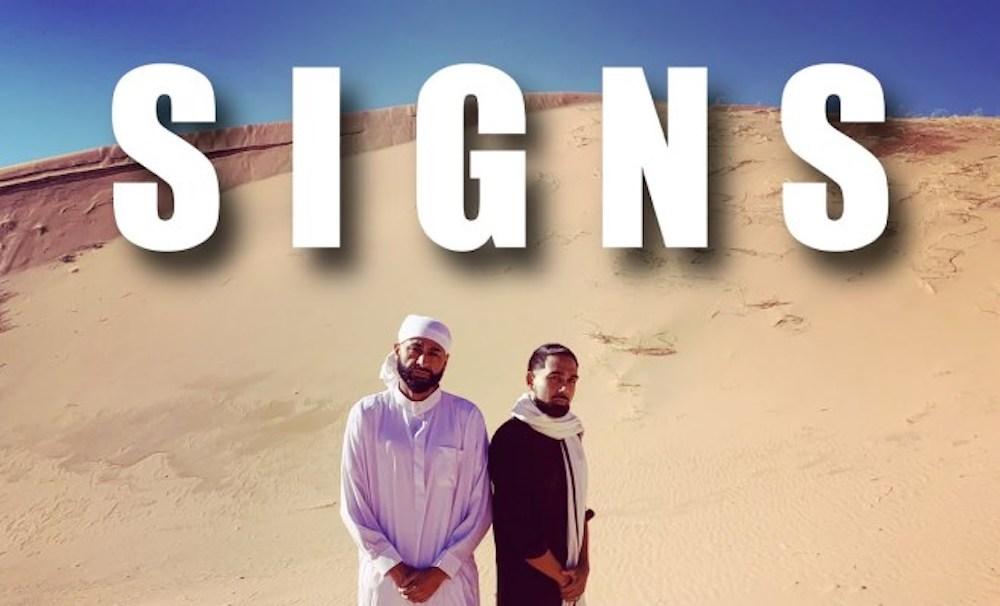 "Locksmith & Lazarus (aka Dr. Khan) Drop Video for ""Signs"""