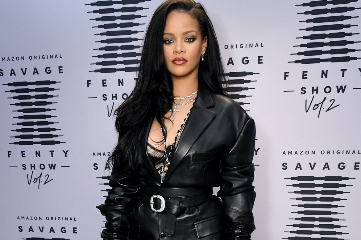 Rihanna's 'Savage x Fenty' Brand Reportedly Valued at $1 Billion