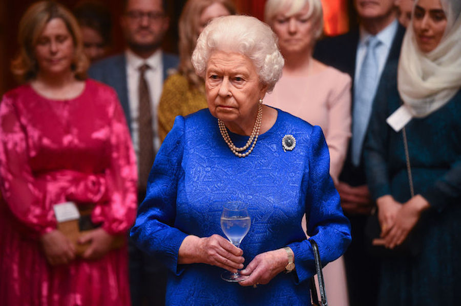 Queen Elizabeth Releases Statement After Meghan Markle's Oprah Interview