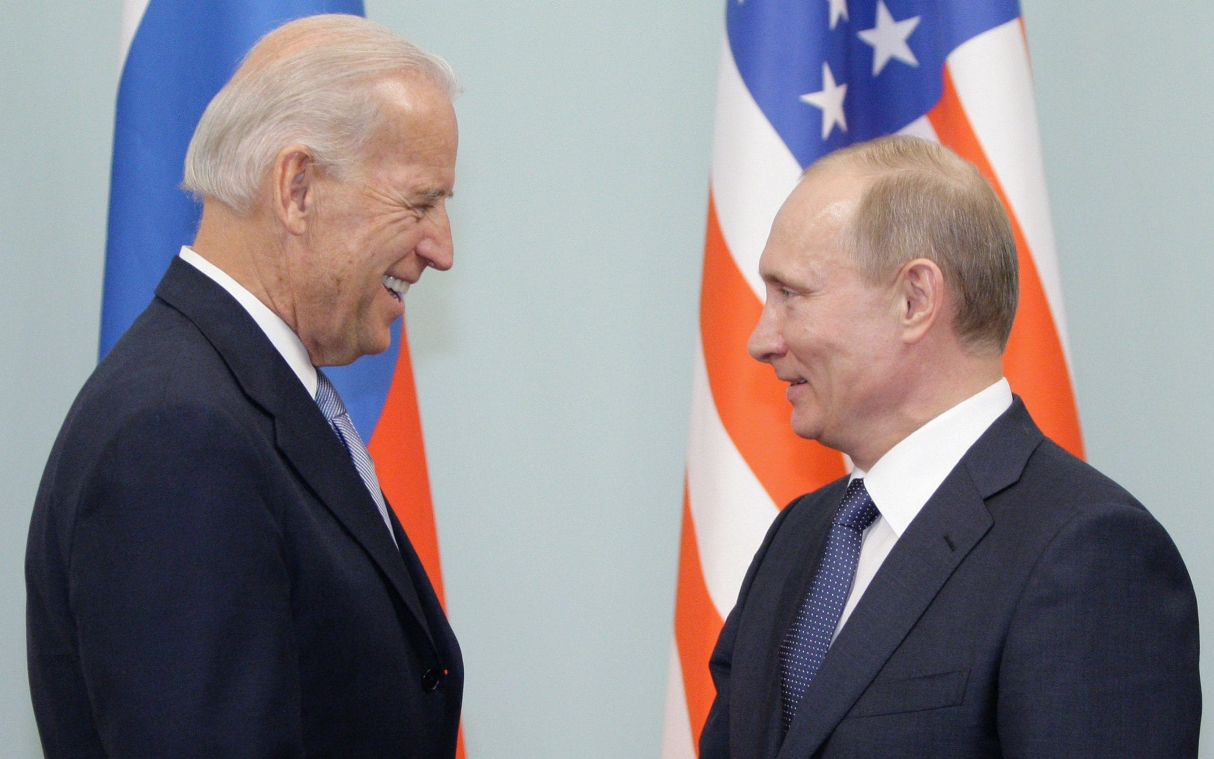 """Putin Tells Biden """"It Takes One to Know One"""" After Being Labeled a """"Killer"""""""