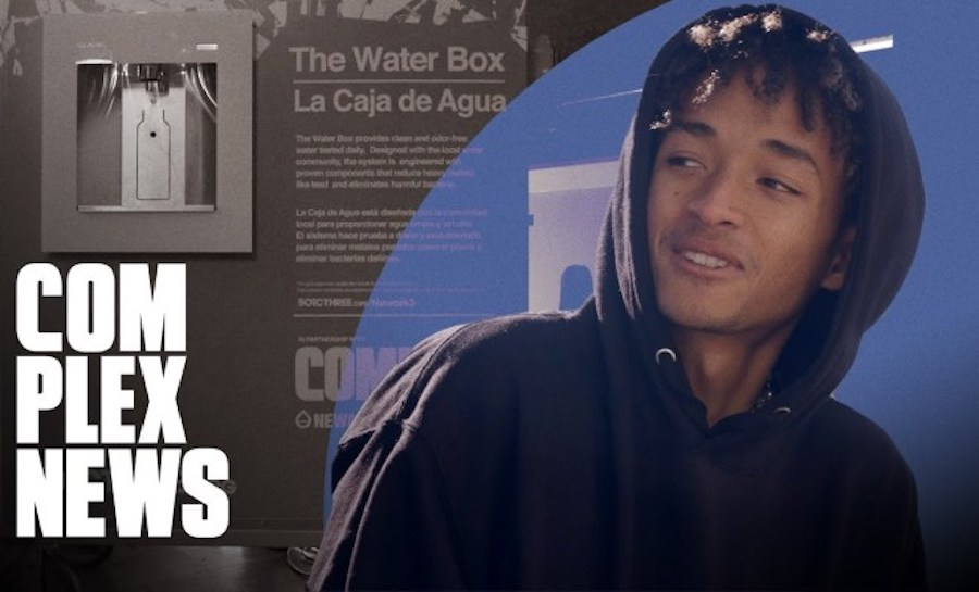 "Complex News Covers ""A Day in the Life of Jaden Smith"""