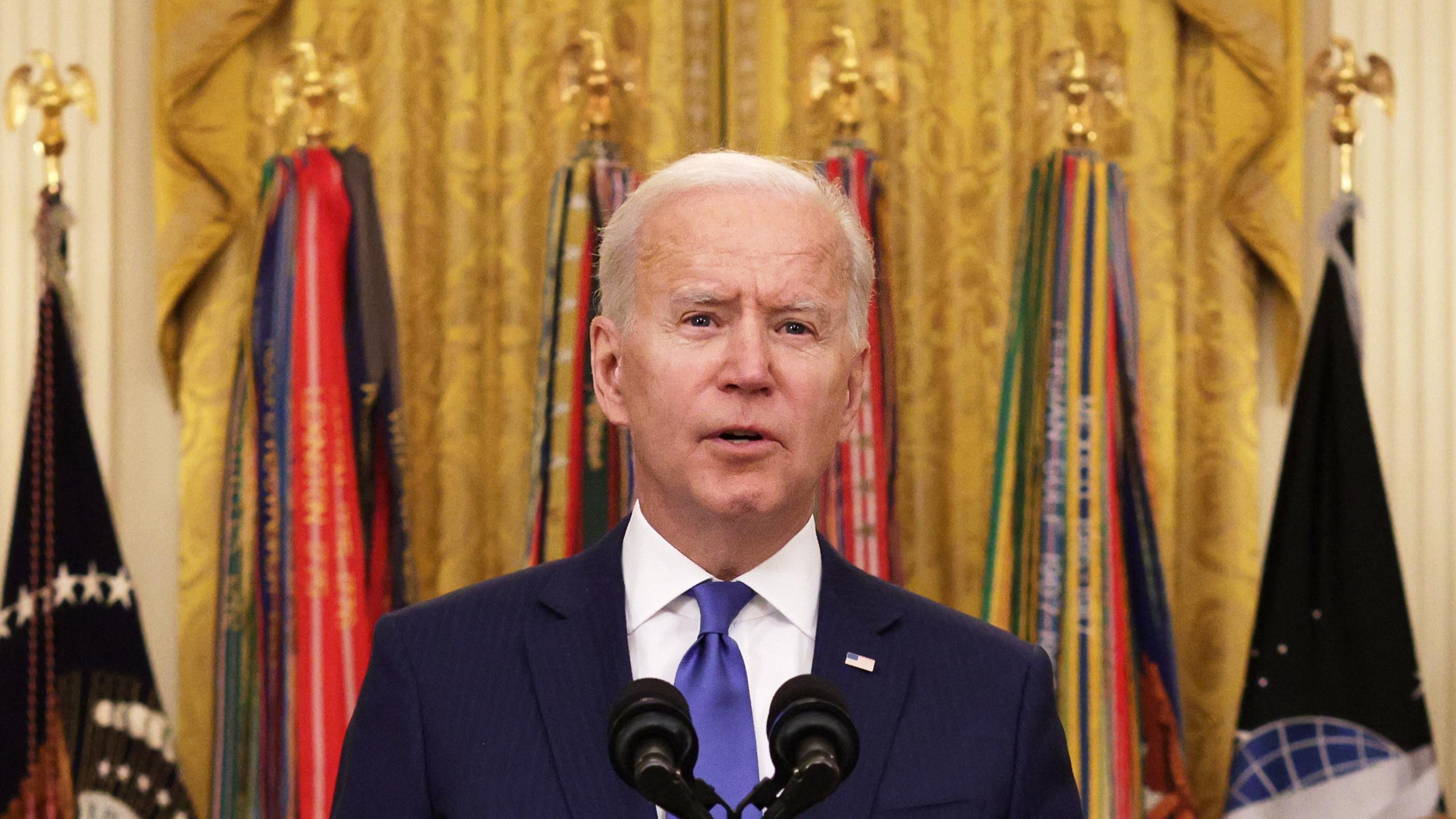 Joe Biden Proposes Tax First Major Federal Tax Hike Since 1993