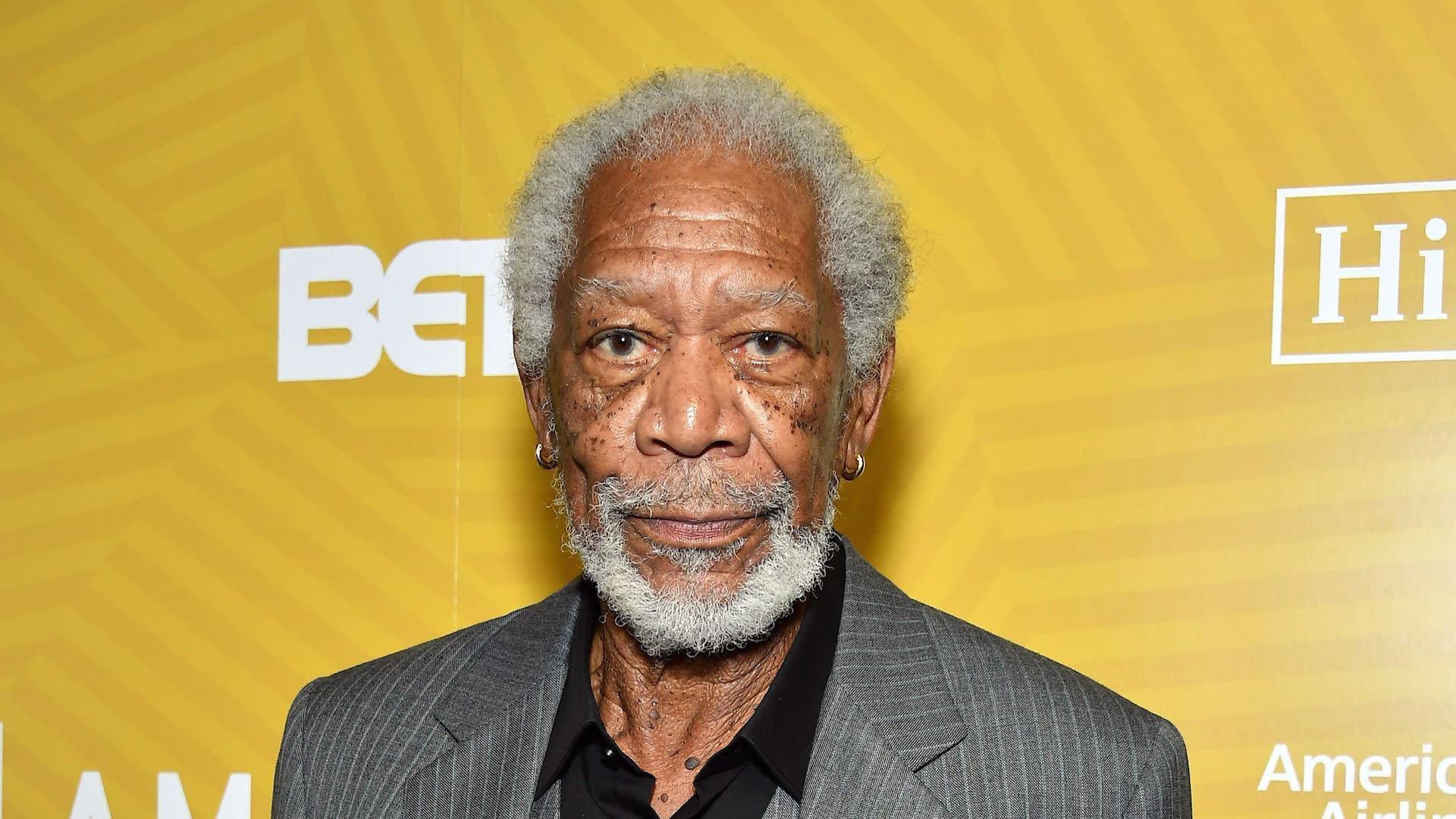 "Morgan Freeman Says ""I Trust Science, People Seem to Trust Me, So Take the Vaccine"""