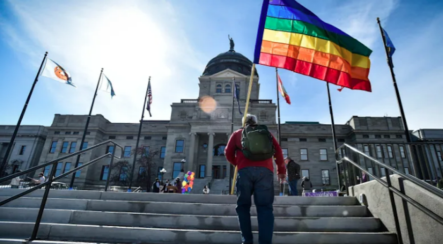 Arkansas Governor Vetoes Ban on Youth Transgender Healthcare