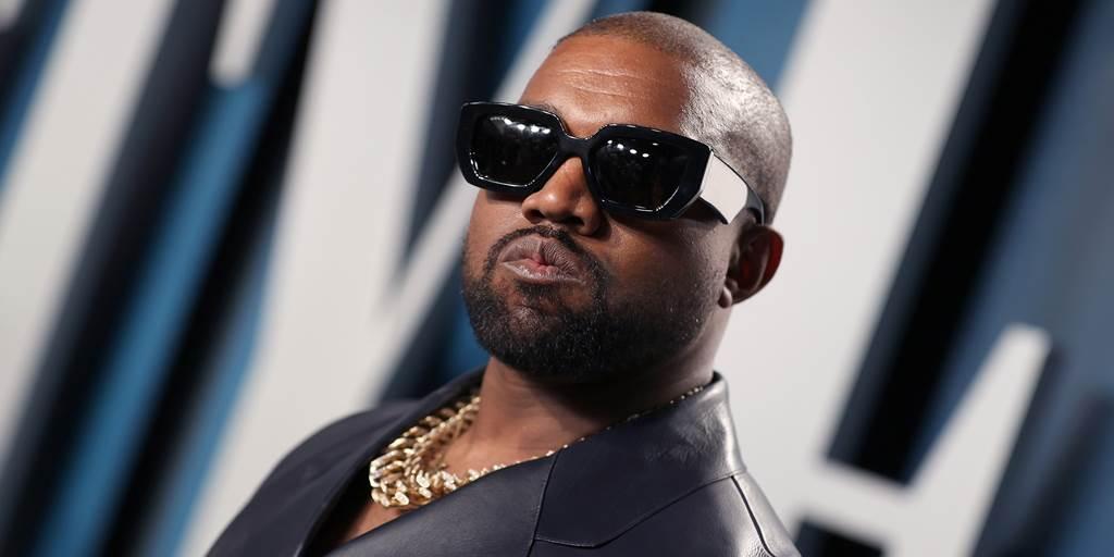 "Kanye West's 1-of-1 Goyard ""Robot Face"" Backpack Reportedly Sells for $55,000"
