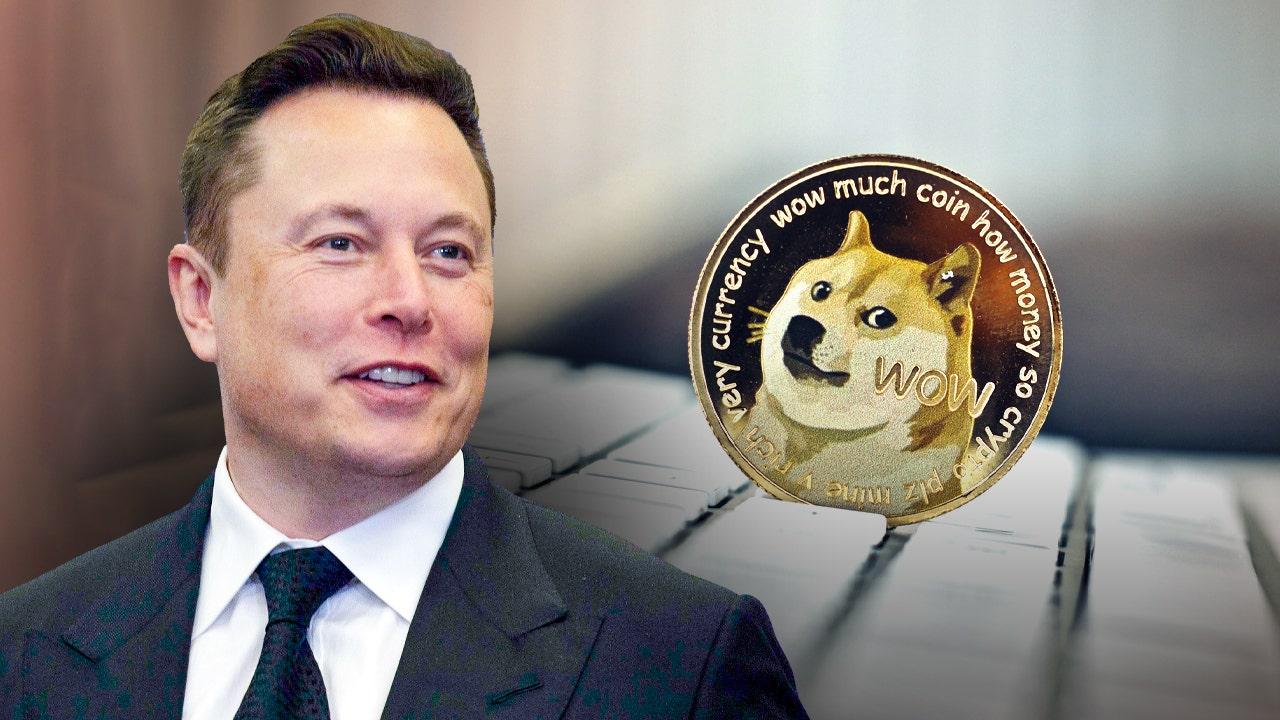 Dogecoin Drops Nearly 40% After Elon Musk Calls It a Hustle on 'SNL'