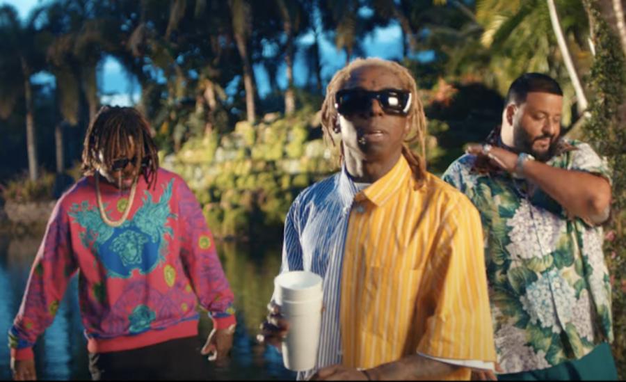 DJ Khaled Drops Visuals for THANKFUL feat. Lil Wayne & Jeremih