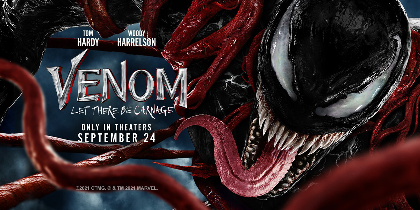 Official Trailer released for Venom: Let There Be Carnage