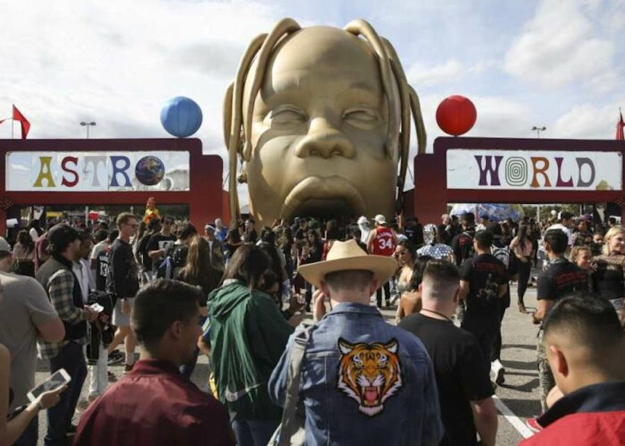 Travis Scott's AstroWorld Festival Returns This November