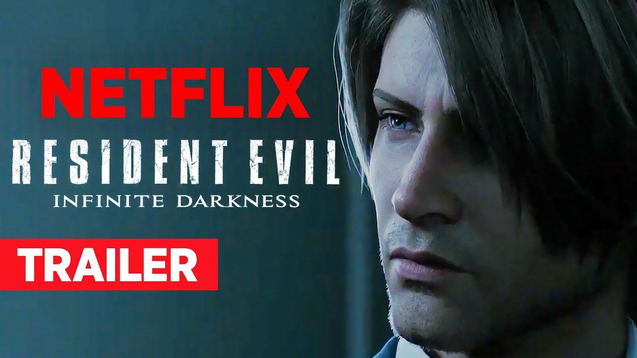 Netflix drops Official Trailer for Resident Evil: Infinite Darkness