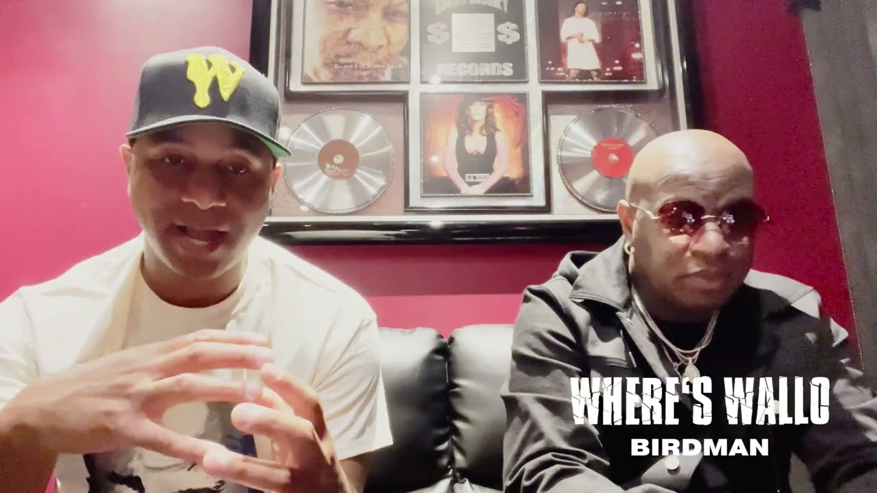 Wallo Interviews Birdman: Reveals He Makes $20-30 Million a Year From Masters
