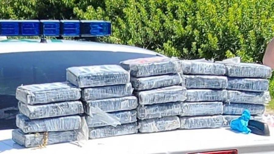 $1.2M Worth of Cocaine Washes Up at Cape Canaveral Space Force Base