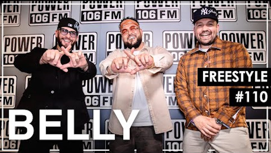 """Belly Returns to L.A. Leakers and Freestyles over Nas' """"If I Ruled The World"""" Beat"""