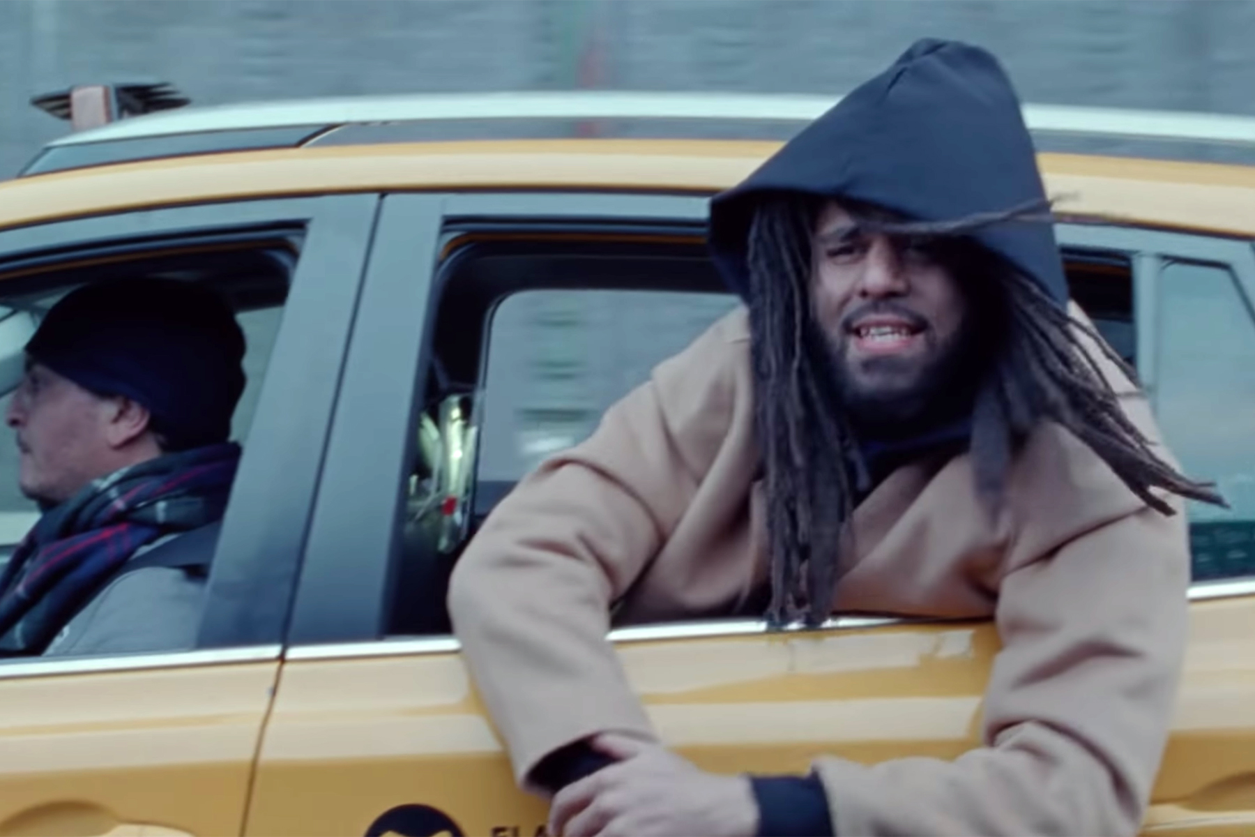 "J.Cole drops ""Punchin The Clock"" Video"