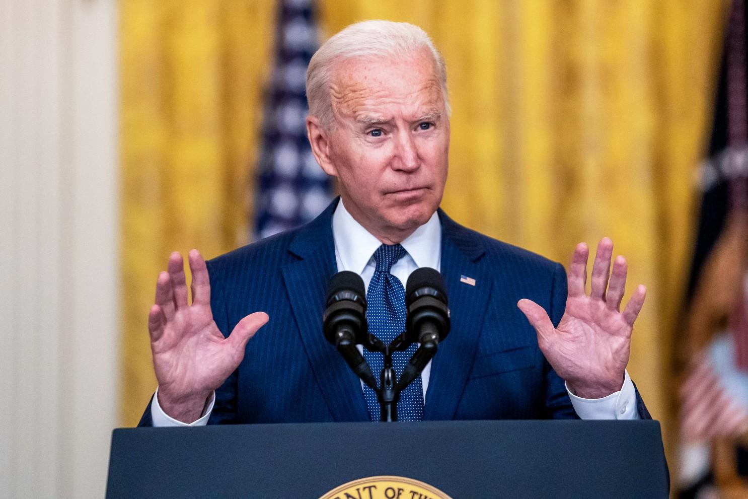 Biden Promises to 'Hunt Down' Terrorists Responsible for Bombing in Afghanistan