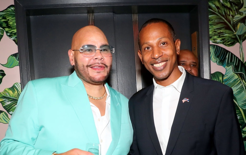 Shyne Made Appearance at Fat Joe's Birthday During First Visit Back to U.S.