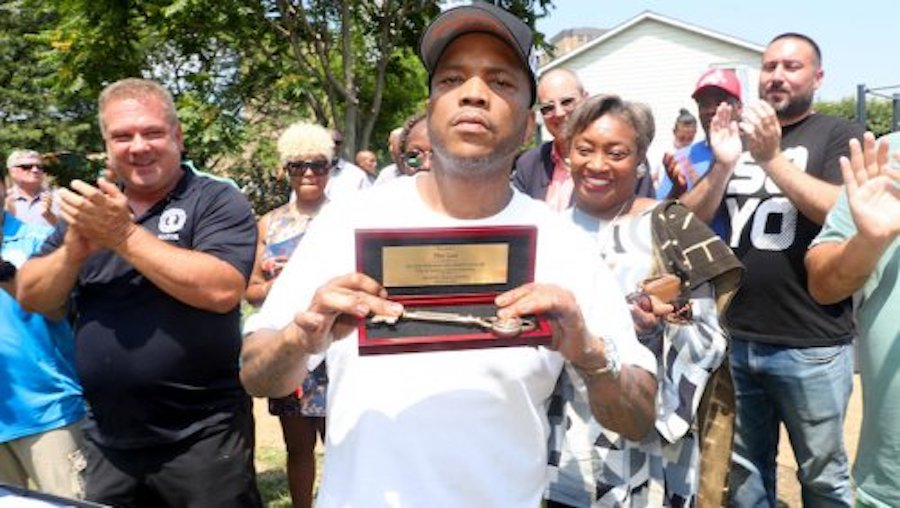 The LOX Receive Keys to the City of Yonkers