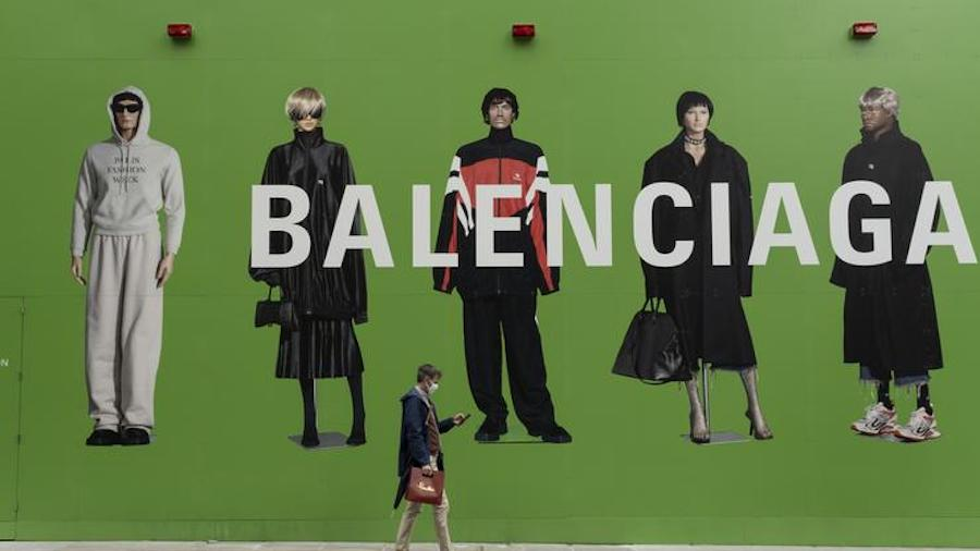 Balenciaga Called Out for 'Racist' $1200 Sweatpants with Attached Boxers