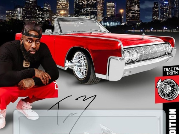 Trae The Truth Teams Up With Hot Wheels for First Edition Slab Toy Car