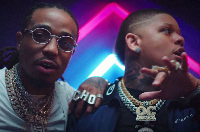 "Yella Beezy drops ""Bacc At It Again"" Video feat. Quavo, Gucci Mane"