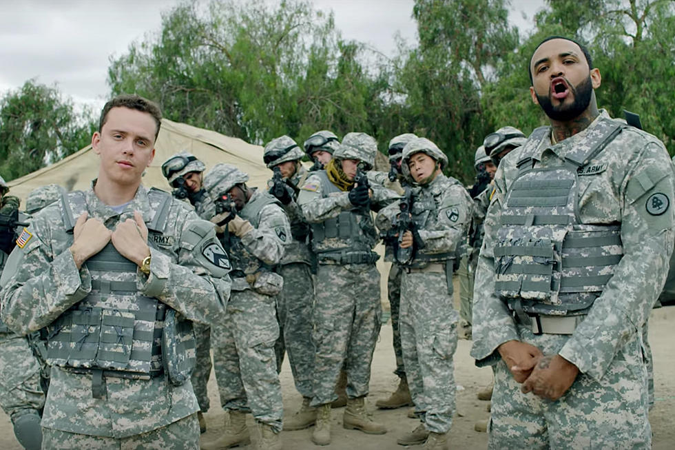 "Joyner Lucas and Logic Squash Beef and Collaborate for New ""ISIS"" Video"