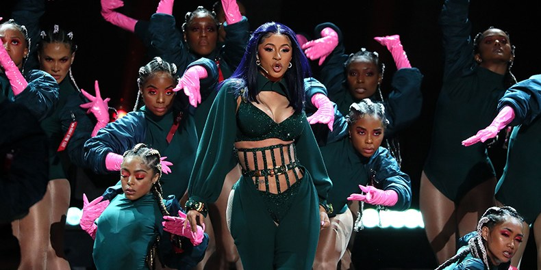 Cardi B, Beyonce, Bruno Mars, & Migos Take Top Honors at 2019 BET Awards
