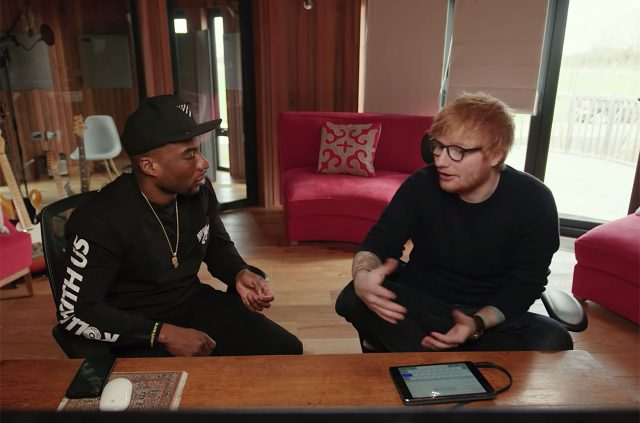 Charlamagne Has A Conversation with Ed Sheeran