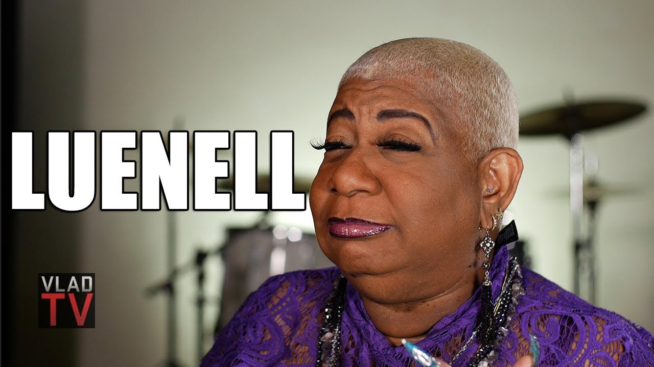 """Luenell claims Tyler Perry's New Atlanta Film Studio Is a Big """"F*** You!"""" to Hollywood on Vlad TV"""